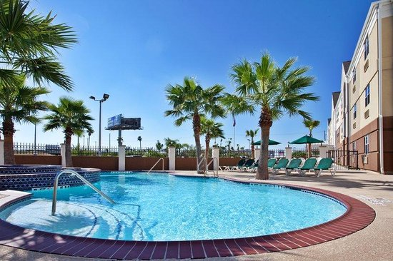 Candlewood Suites Galveston: Swimming Pool