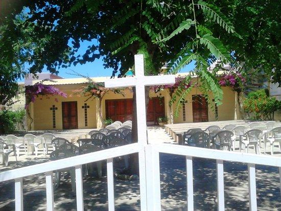 Playa Miramar : vistas del hotel