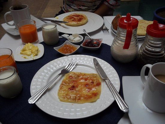 MonRiad : The Beautiful Breakfast