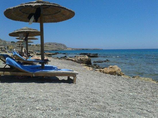 AquaGrand Exclusive Deluxe Resort: (Prive)strand