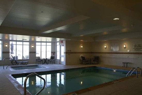 Hilton Garden Inn Great Falls : Recreational Facilities