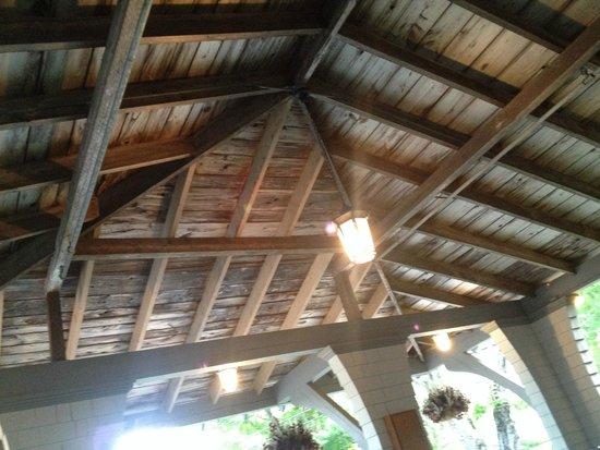 Asticou Inn : the Asticou porch