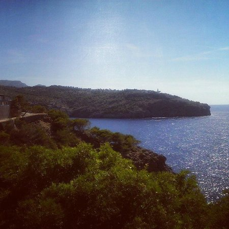 Jumeirah Port Soller Hotel & Spa: View from the room