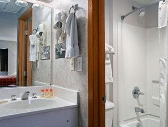 Days Inn Ames : Bathroom