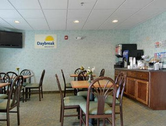 Days Inn Doswell at Kings Dominion: Breakfast Area