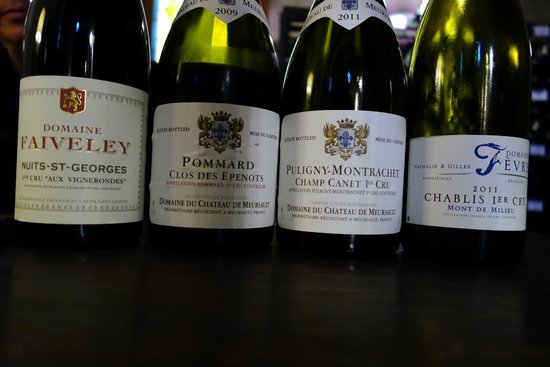 Marché aux vins : Vins