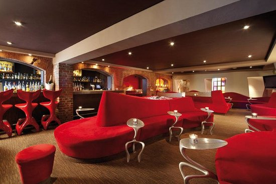 east Design Hotel Hamburg: Bacardi Lounge