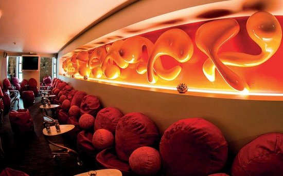east Design Hotel Hamburg: Bombay Lounge