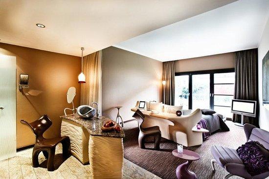 east Design Hotel Hamburg : east Room