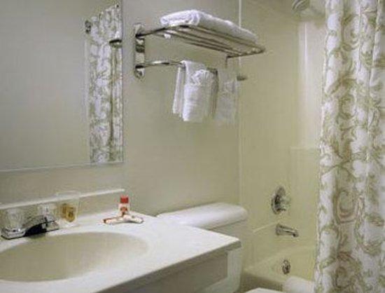 Super 8 Colorado Springs/Chestnut Street : Bathroom