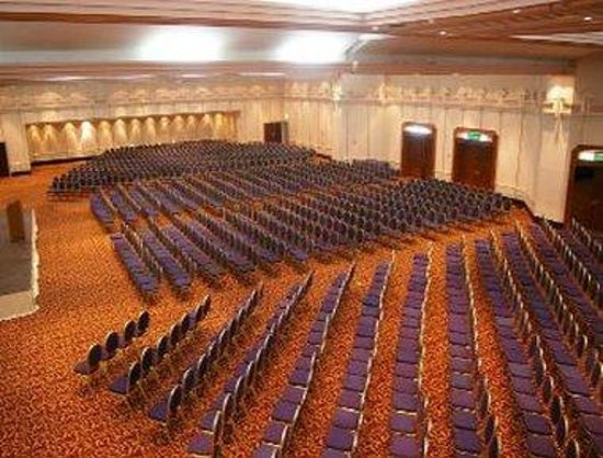 Ramada Jerusalem: Grand Ballroom - Theatre Style