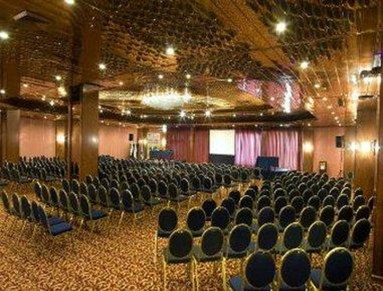 Ramada Jerusalem: Queen of Sheba Hall - Theatre Style
