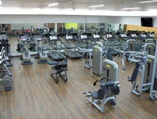 Ramada Jerusalem: Fitness Room