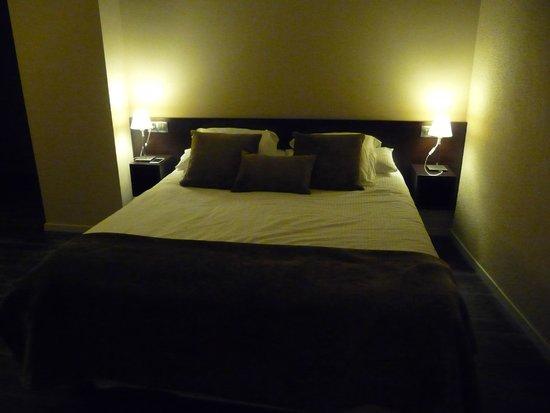 Hotel Cotori: Heerlijk bed