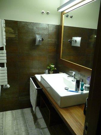 Hotel Cotori: badkamer