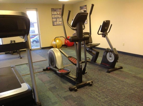 Dakotah Lodge: Exercise Room