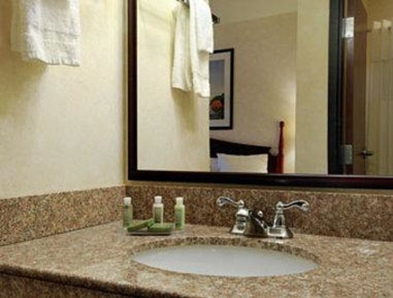 Baymont Inn & Suites Louisville South I 65: Bathroom