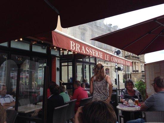 Brasserie Le Commerce Bar : Le commerce bar