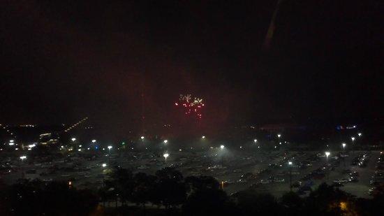 Renaissance Orlando at SeaWorld: Sea World fireworks