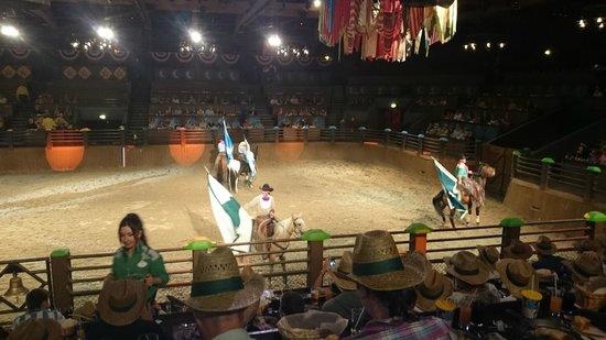 Buffalo Bill's Wild West Show with Mickey & Friends: ;