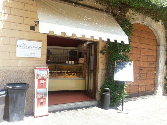 La Casa del Dolce: La gelateria