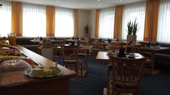 Hotel Bettina: Restaurant