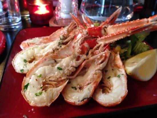 Galleon Grill : Delicious  !