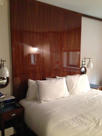 Hotel Hugo : Room