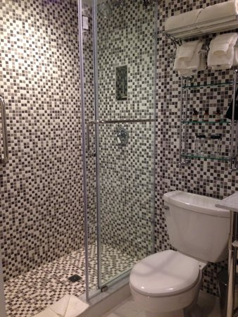 Hotel Hugo : Bathroom