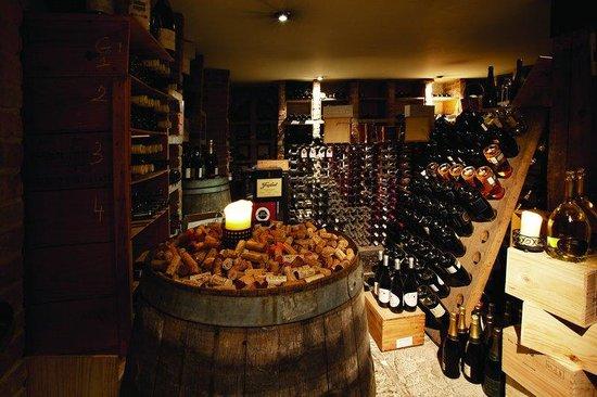 Wine Cellar - Picture of Hotel du Vin & Bistro, Bristol - TripAdvisor