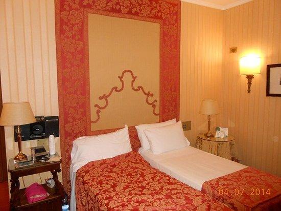 BEST WESTERN Hotel Canada: Camera doppia