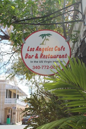 Los Angeles Cafe, Bar and Restaurant