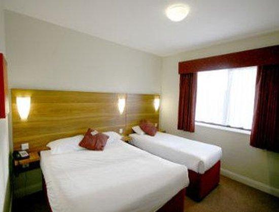 Corley, UK: Guest Room