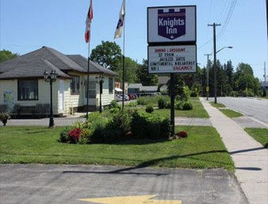 Welcome To The Knights Inn Owen Sound