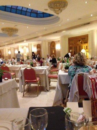 Ambasciatori Place Hotel : Cena
