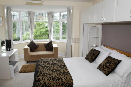 Manor Heath Hotel : Double/twin/family room