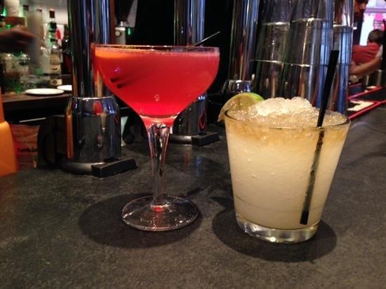 Bar One: Fantastic cocktails !
