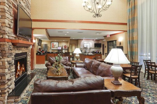 Staybridge Suites Rocklin - Roseville Area: Great Room