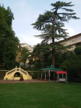 WelcomHeritage Kasmanda Palace : View