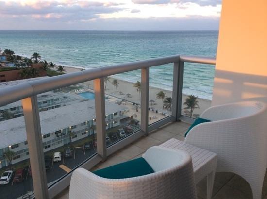 Marenas Beach Resort: vista del hotel