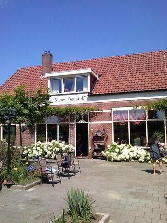 Hotel Restaurant Nieuw Beusink: Aussenansicht