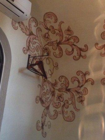 El Meson Hotel : No cuenta con closet