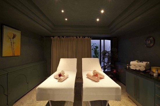 Dellarosa hotel suites & spa: Spa