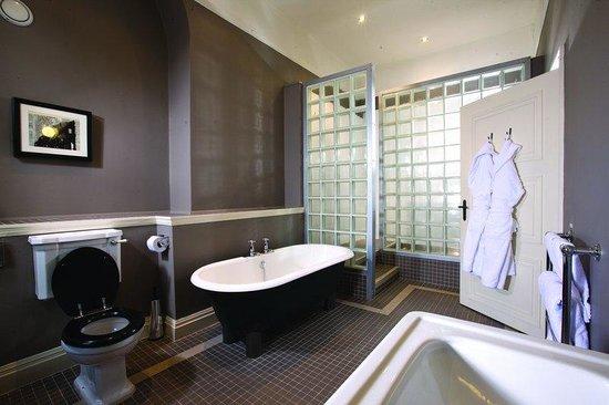 Deluxe Bathroom Picture Of Hotel Du Vin Bistro Birmingham Tripadvisor