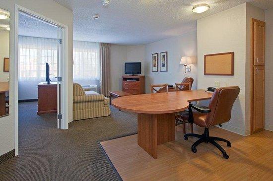 Candlewood Suites Nogales : Suite