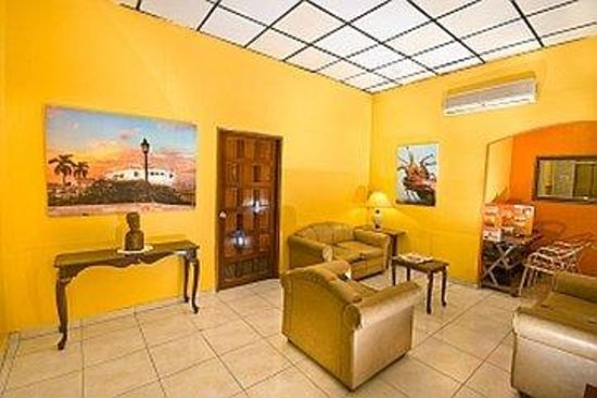 Hotel Benidorm : Lobby