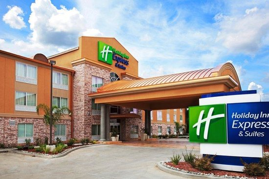 Holiday Inn Express & Suites Lafayette-South: Hotel Exterior