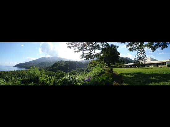Richmond Vale Diving & Hiking Centre : Can't beat the view!