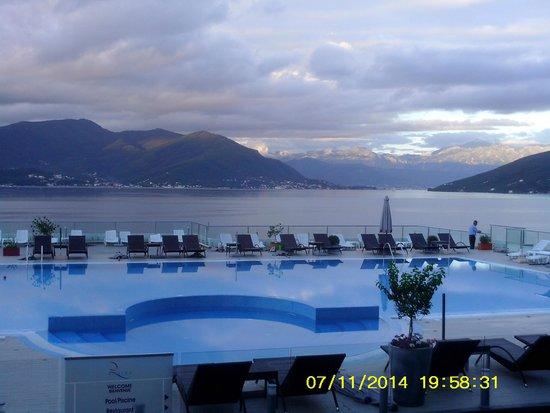 Precise Club Hotel Riviera Montenegro : La piscine de l'hôtel