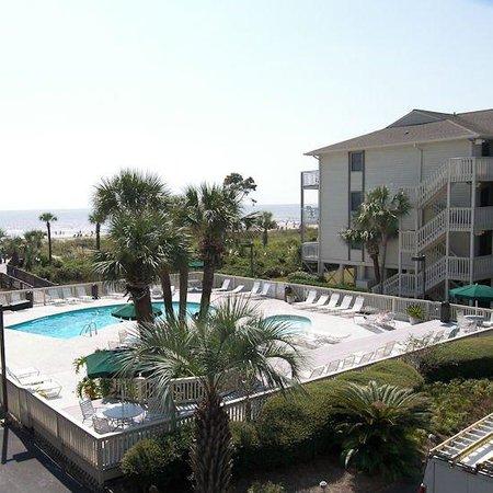 Beachside Tennis Resort: Pool